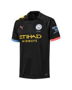 Puma Manchester City Away Jersey 2019/2020- Black