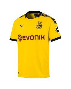 PUMA BVB Mens Home Jersey 2019/20 - Cyber Yellow/Black