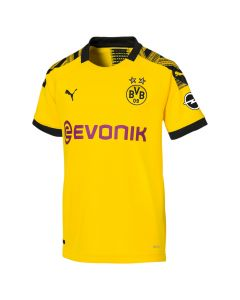 PUMA BVB Home Jersey Youth 2019/20 - Yellow/Black