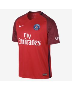 Nike PSG Away Jersey 2016/17 - Red