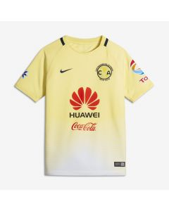 Nike Club America Home Jersey Youth 2016/17 - Yelw