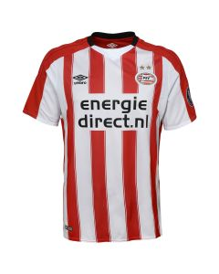 Umbro PSV Home Jersey 2017/18 - White/Red