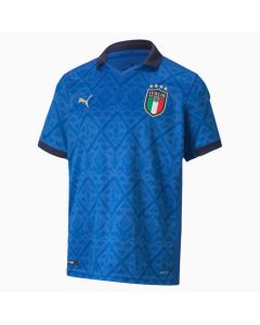 Puma Italia FIGC Youth Home Jersey 2020-Blue