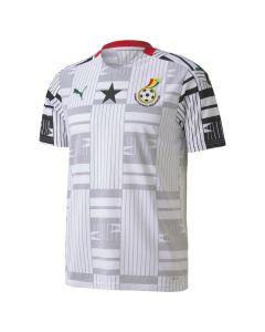 Puma Ghana Home Jersey 2021