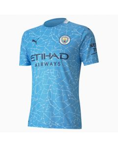 Puma Manchester City Authentic Home Jersey 2020/21