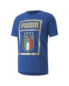 Puma FIGC Italia DNA Tee - Blue