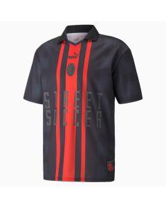 Puma AC Milan Street Jersey - Black