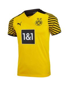 Puma BVB Home Jersey Youth 2021 - Yellow