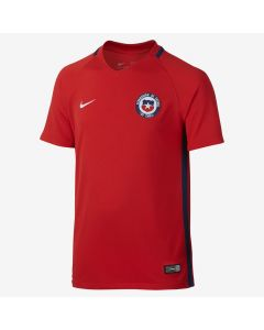 Nike Chile Home/Away Jersey Youth 2016/17 - Red