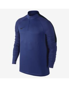 Nike Drill Long Sleeve Football Top - Royal