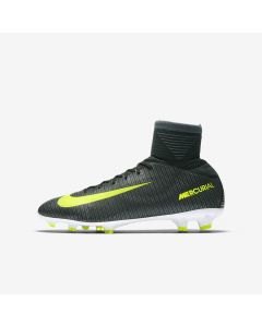 Nike Mercurial Superfly V CR7 FG Youth - Seaweed