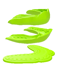 Shock Doctor MicroFit Mouthguard - Green