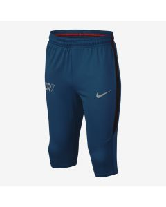 Nike CR7 Dry-Fit Squad Pants Jr - Blue/Silver