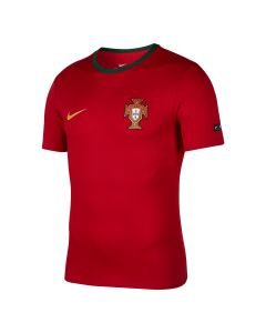 Nike Portugal Crest Tee Mens - Red/Green