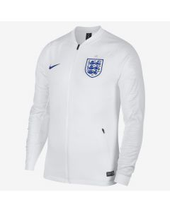 Nike England Anthem Mens Jacket - White