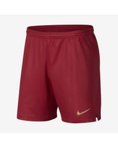 Nike Portugal Home Shorts Mens 2018 - Gym Red - World Cup 2018