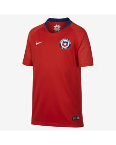 Nike Chile Home Jersey Youth 2018 - Red/White
