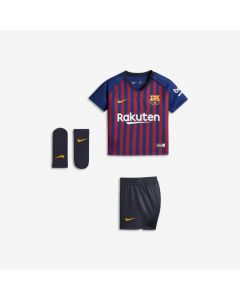 Barcelona Home Mini Kit 18/19