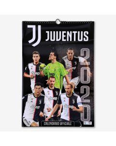 Juventus 2020 Official Calendar