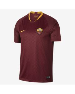 Nike A.S. Roma Home Jersey Mens 2018/19 - Red/Gold