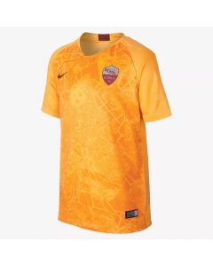 Nike A.S. Roma 3rd Jersey Youth 2018/19 - Gold