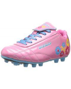 Vizari Blossom Youth Footwear-Pink