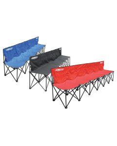 Kwikgoal 6 Seat Kwik Bench
