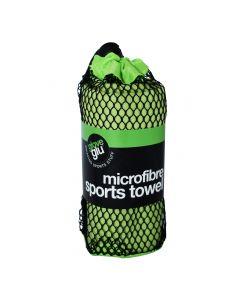 Glove Glu Microfiber Sports Towel 40x80 cm - Green