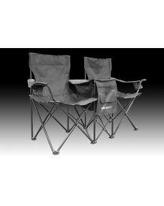 Kwikgoal Kwik Seat - Double - Black