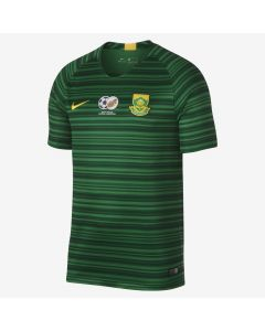 Nike South Africa Away Jersey Mens 2018 - Green