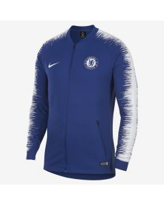 Nike Chelsea Mens Anthem Jacket - Blue/White