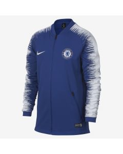 Nike Chelsea Anthem Jacket Youth - Blue/White