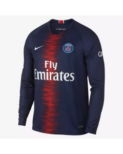 Nike PSG Mens Home LS Jersey 2018/19 - Midnight Navy
