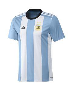 adidas Argentina Home Fan Shirt 2016/17 - Lt Blue