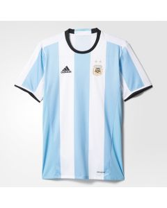 ADIDAS ARGENTINA MEN'S HOME JERSEY 2016/17 - BLUE