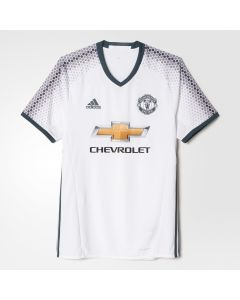 adidas Manchester United 3rd Jersey 2016/17 - White