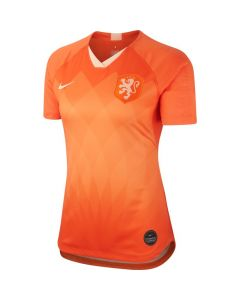 Nike Netherlands Womens World Cup Home Jersey 2019 - Orange