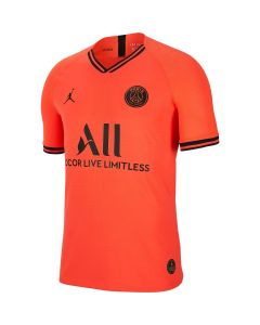Nike PSG Authentic Away Vapor Match Jersey 2019/20 orange