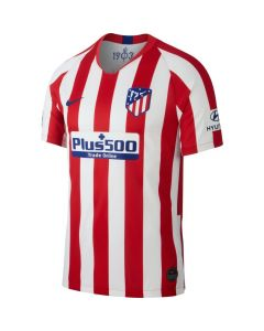 Nike Atletico Madrid Mens Stadium Home Jersey 2019/20-Red White