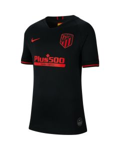 Nike Atletico de Madrid Youth Away Jersey 19/20-Black red