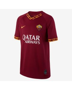 Nike A.S. Roma Stadium Home Jersey Youth 2019/20 - Red/Yellow