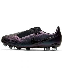 Nike Phantom Venom Elite Firm Ground Soccer Cleats Junior - Black - Kinetic Black Pack