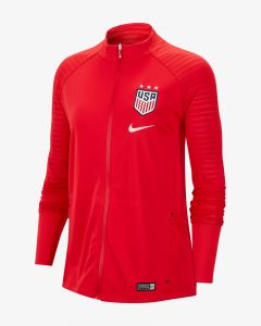 Nike United States Womens Anthem Jacket - Red