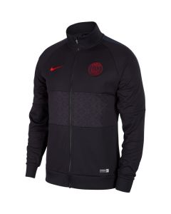 Nike Paris St Germain Men's Jacket 2019- Black