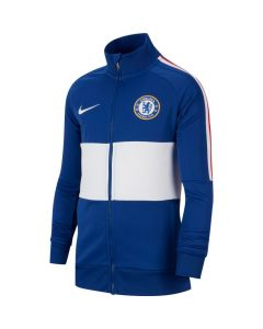 Nike Chelsea Youth I96 Jacket - Blue/White