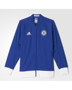 adidas Chelsea Anthem Jacket 2016/17 - Royal
