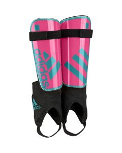 adidas Ghost Shinguard Youth - Pink/Teal