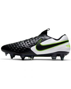 Nike Tiempo Legend 8 Elite SG soft ground soccer cleats -Pro AC- Black