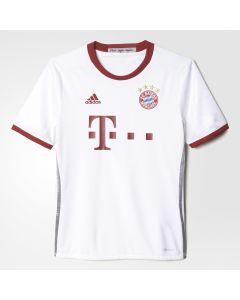 adidas Bayern Munich Youth 3 Jersey 2016/17-White