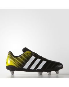adidas Regulate Kakari 3.0 SG Cleats - Black/White